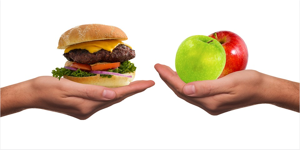 Các nguyên tắc cơ bản của chế độ ăn
