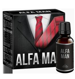 AlfaMan - mua ở đâu Có tốt không Giá bao nhiêu 2020 - chính hãng