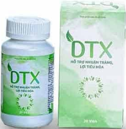DTX - có tác dụng gì? Đánh giá