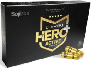 Hero+ Active - có tác dụng gì? Đánh giá