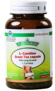L-Carnitine Green Tea - có tác dụng gì Đánh giá