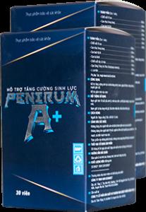 Penirium A+ - Đánh giá có tác dụng gì?