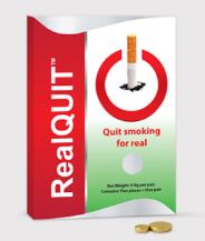 RealQUIT - có tác dụng gì? Đánh giá