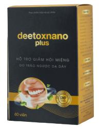 Deetoxnano - có tác dụng gì? Đánh giá